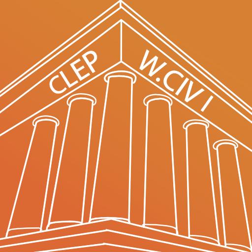 CLEP Western Civ I Exam Prep 教育 App LOGO-硬是要APP