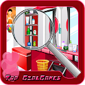 Beauty Salon Hidden object icon