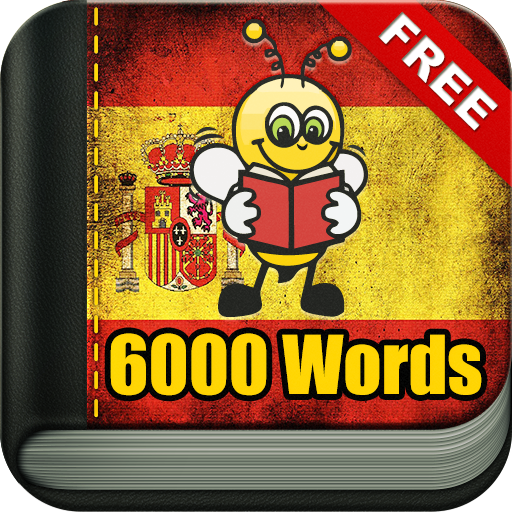 Learn Spanish - 6,000 Words