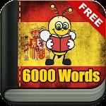 Learn Spanish - 6,000 Words