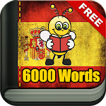 Learn Spanish Vocabulary - 6,000 Words 5.38 (Full Unlocked)