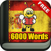 Learn Spanish 6,000 Words
