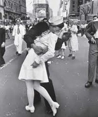 Time Square Kiss