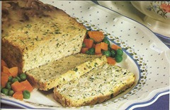Tarragon Turkey Loaf