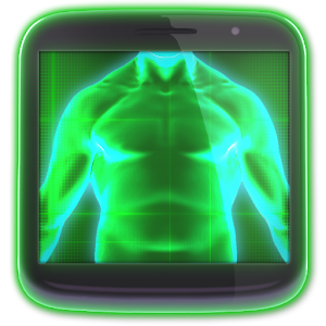 Body Scanner Free Prank for PC