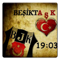Besiktas live wallpaper 2013 icon