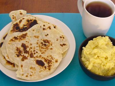 Tanzania Chapati Recipe Dandk Organizer