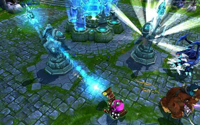 league of legends clash of fates free download full pc games
