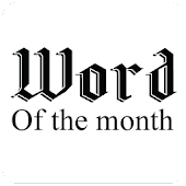 The Word of The Month