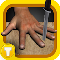 Finger vs Messer 3D icon