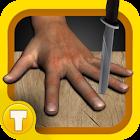 Fingers Vs Knife 3D icon