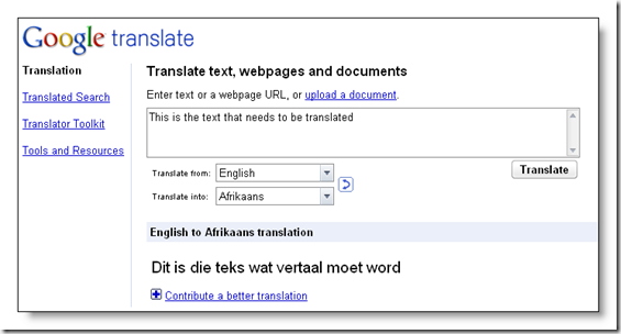 Hands-on Technical Tips: I've Been Looking For An English
