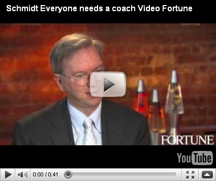 The Googler: Eric Schmidt | Everyone Needs a Coach | Aepiphanni Business Consulting 3