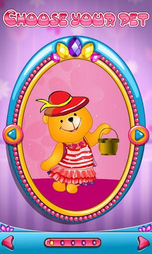 Dress Up Pretty Bears
