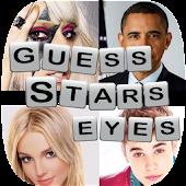 Quiz Stars - Devinez les yeux