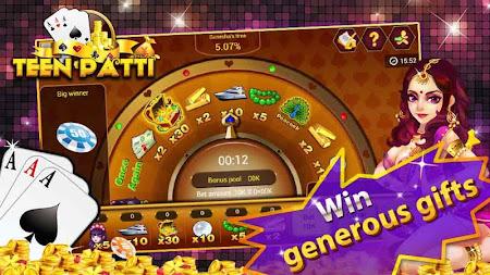 Teen Patti Gold Flush Poker 1.4.0 screenshot 1248106