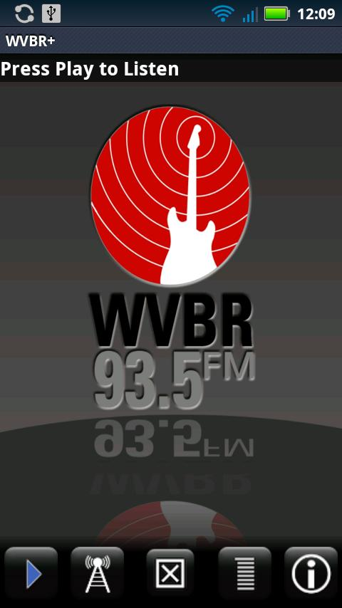 WVBR + CornellRadio.com - screenshot