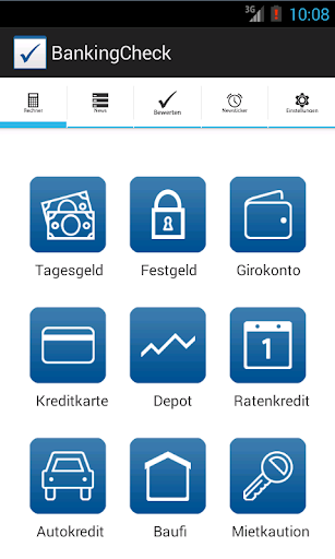 Le nostre app - Hello bank!
