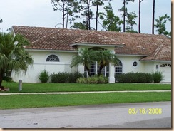 tile roof cleaning tampa before cleaning