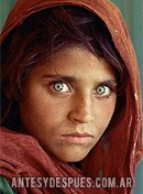 Sharbat Gula, 1984