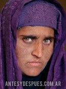 Sharbat Gula, 2002