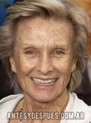 Cloris Leachman, 2002