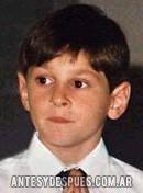 Lionel Messi, 1996