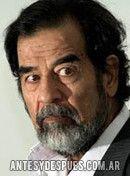 Saddam Hussein,