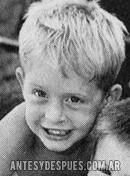 Michael Douglas, circa 1948