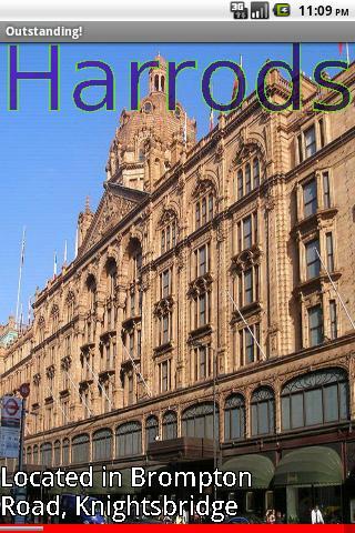 Famous London Landmarks 1 FREE- screenshot