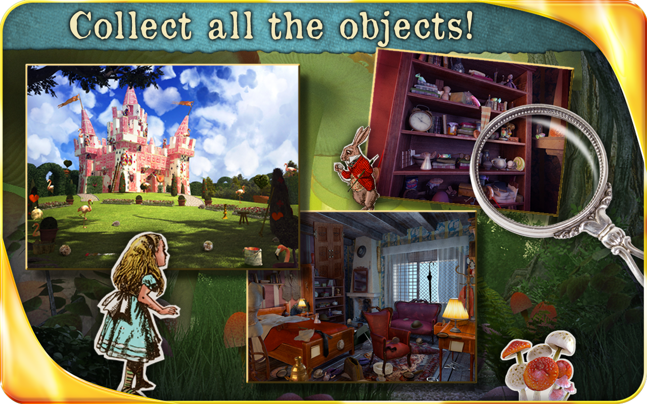 Alice in Wonderland HD (FULL) - screenshot