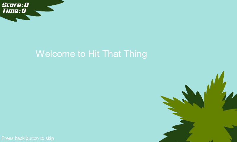 Hit That Thing - screenshot