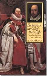 King James and Shakespeare