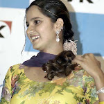 Indian Tennis player Sania Mirza