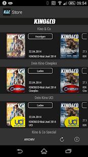 KINO&CO – Wissen, was kommt- screenshot thumbnail