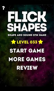 Flick Shapes- screenshot thumbnail