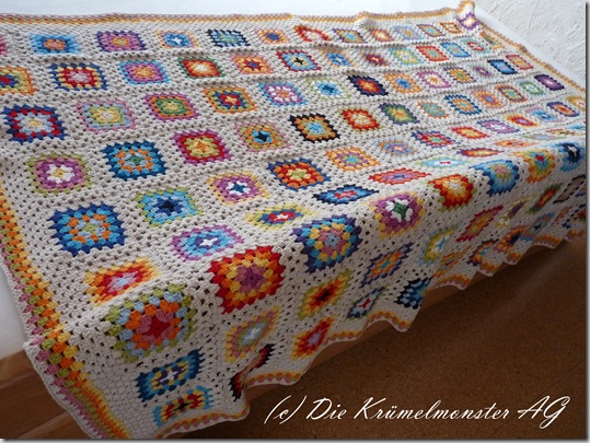 Granny Square Blanket Finish (3)