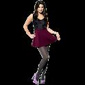 Lea Michele widgets logo