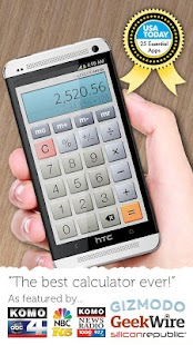 Calculator Plus Free - screenshot thumbnail