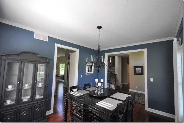 Dining Room Crown Molding