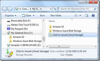 Windows Azure Blob Storage vs  Amazon S3
