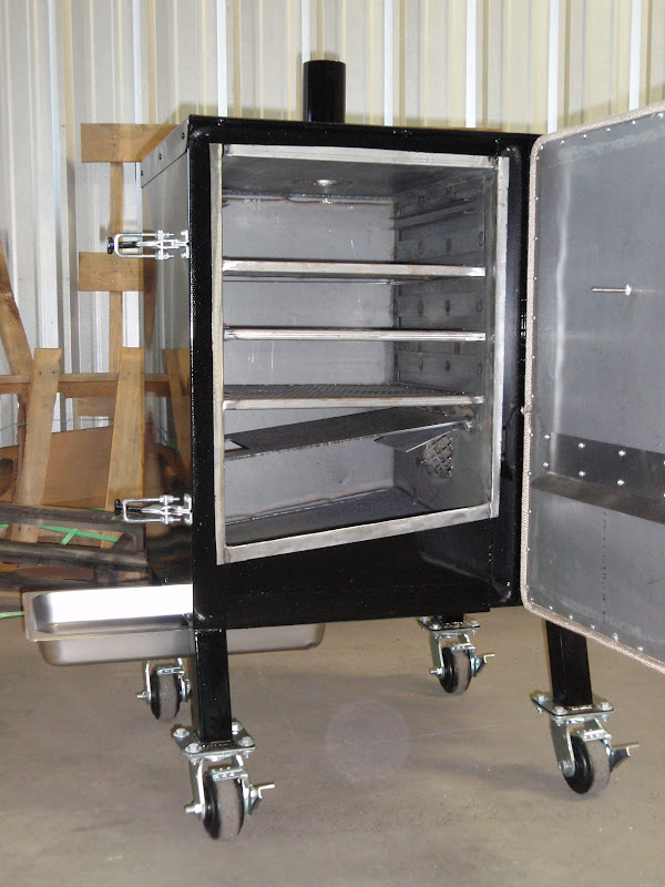 About Gravity Feed Cabinet Smokers The Bbq Brethren Forums