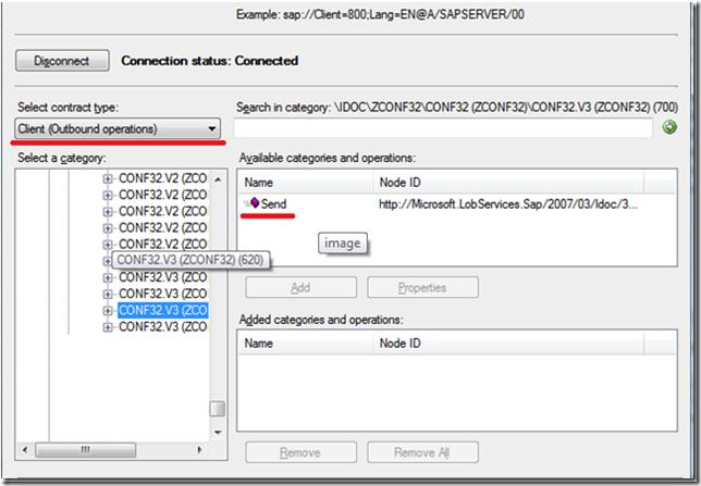 BizTalk Adapter Pack 2 0 - Part 4 Sending XML IDocs to SAP