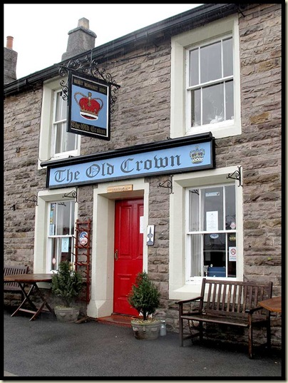 The Old Crown, a micro-brewery