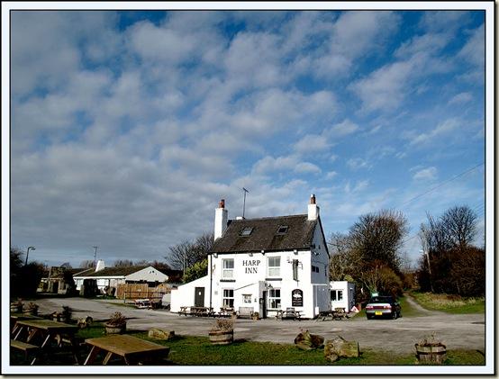The Harp Inn at Little Neston