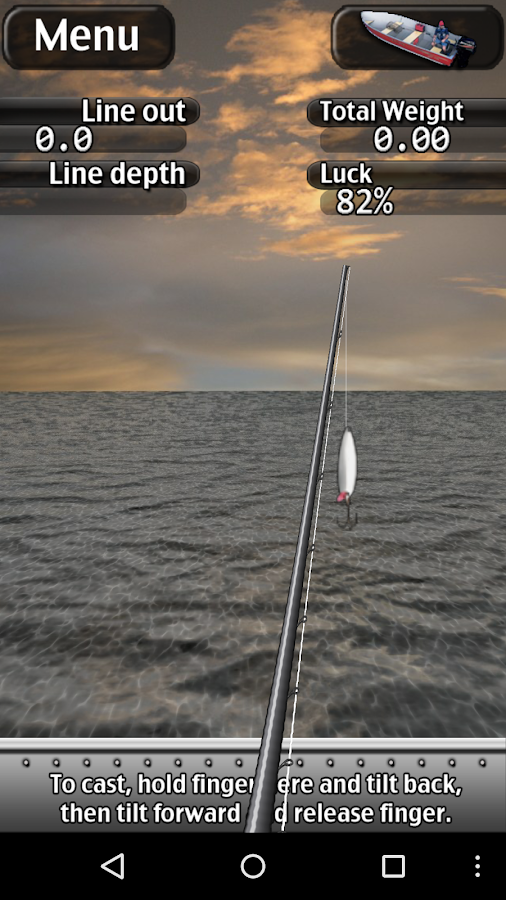 i Fishing Saltwater 2 Lite- screenshot