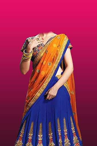 【免費攝影App】Chaniya Choli Women Photo-APP點子