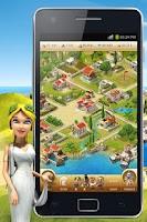 Screenshot of Ikariam Mobile