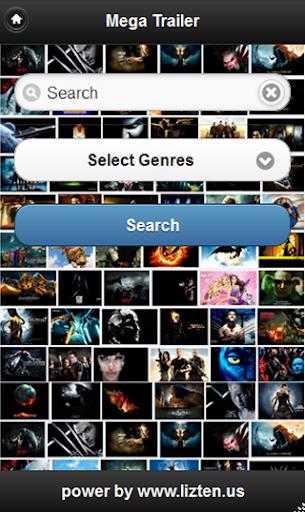 Mega Movie Trailers