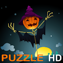 Puzzle Halloween HD (Tablet) logo